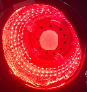 eliza lit up inside